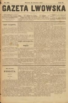 Gazeta Lwowska. 1907, nr296