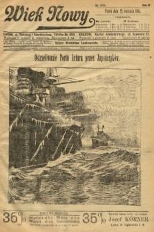 Wiek Nowy. 1904, nr845