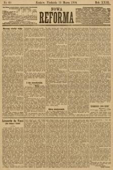 Nowa Reforma. 1904, nr60