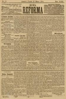 Nowa Reforma. 1904, nr70