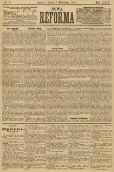 Nowa Reforma. 1904, nr78