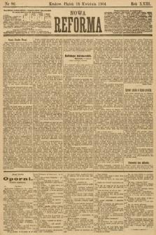 Nowa Reforma. 1904, nr86