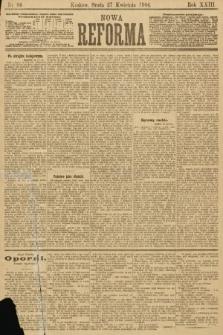 Nowa Reforma. 1904, nr96