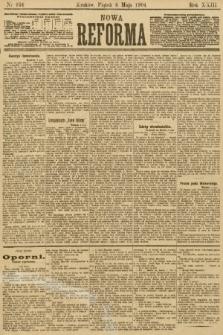 Nowa Reforma. 1904, nr104