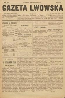 Gazeta Lwowska. 1907, nr299
