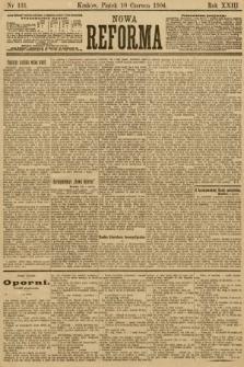 Nowa Reforma. 1904, nr131