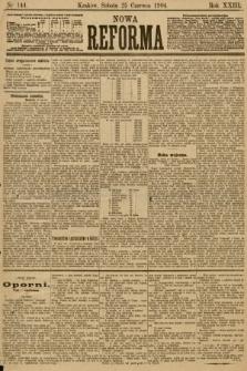 Nowa Reforma. 1904, nr144