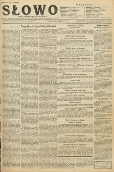 Słowo. 1926, nr6