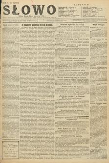 Słowo. 1926, nr9