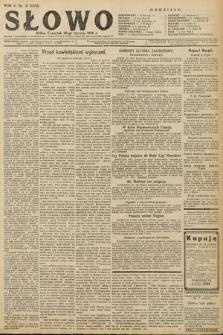Słowo. 1926, nr22