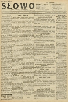 Słowo. 1926, nr29