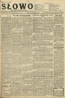 Słowo. 1926, nr37