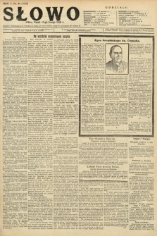Słowo. 1926, nr40