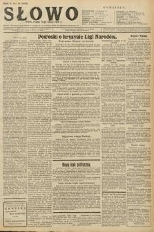 Słowo. 1926, nr58