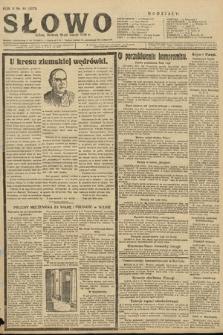 Słowo. 1926, nr61