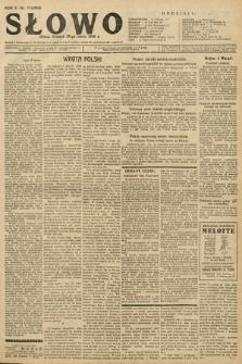 Słowo. 1926, nr73