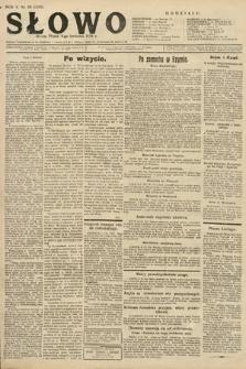 Słowo. 1926, nr80