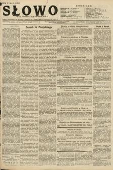 Słowo. 1926, nr82