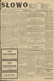Słowo. 1926, nr83