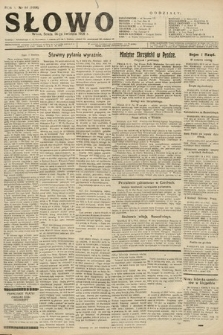 Słowo. 1926, nr84
