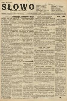 Słowo. 1926, nr85