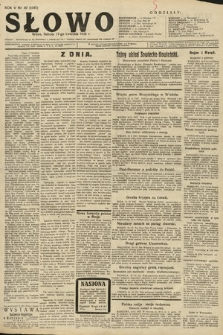 Słowo. 1926, nr87