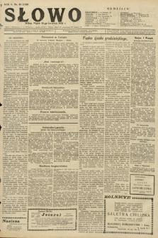 Słowo. 1926, nr98