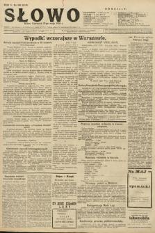 Słowo. 1926, nr108