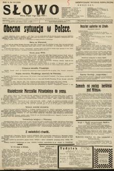 Słowo. 1926, nr110