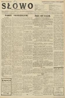 Słowo. 1926, nr113