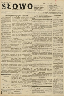 Słowo. 1926, nr115