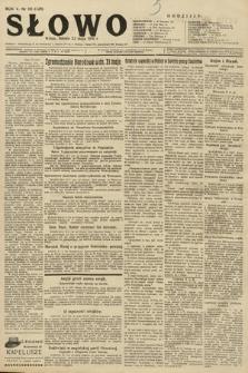 Słowo. 1926, nr118