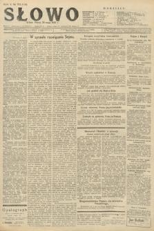 Słowo. 1926, nr123
