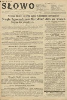 Słowo. 1926, nr126
