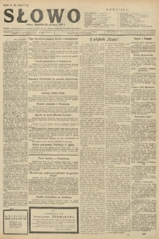 Słowo. 1926, nr142
