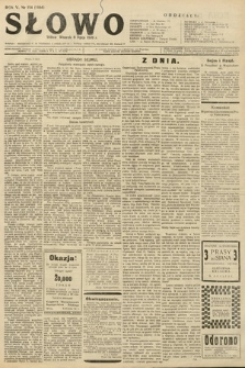 Słowo. 1926, nr154