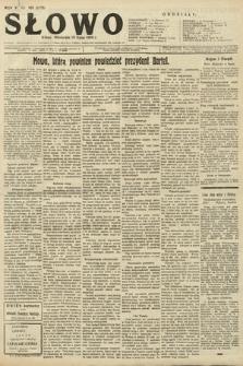 Słowo. 1926, nr165