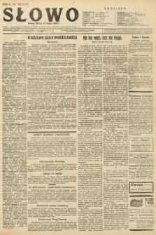 Słowo. 1926, nr167