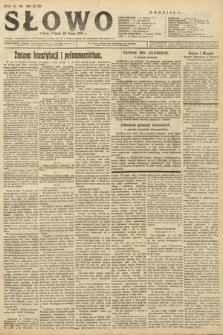 Słowo. 1926, nr169
