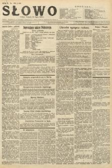 Słowo. 1926, nr170