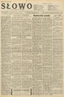 Słowo. 1926, nr172