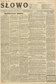 Słowo. 1926, nr192