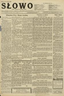Słowo. 1926, nr196