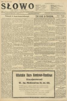 Słowo. 1926, nr213