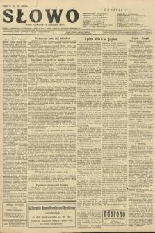 Słowo. 1926, nr216