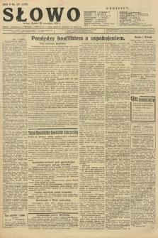 Słowo. 1926, nr227
