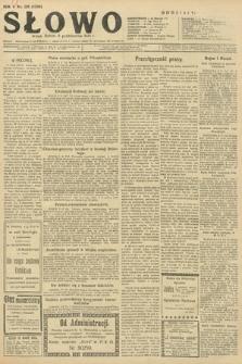 Słowo. 1926, nr236
