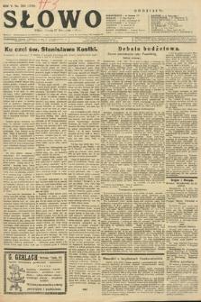 Słowo. 1926, nr268