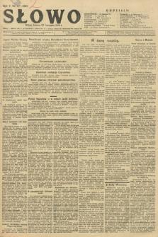 Słowo. 1926, nr277