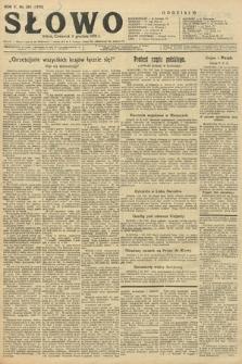 Słowo. 1926, nr281